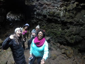 5 Friends go into a cave...who will come out?