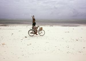 Free as a bird in Zanzibar