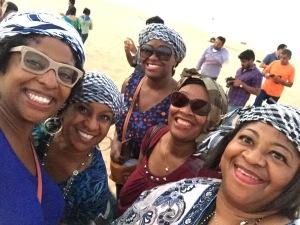 Desert Safari with SAADI Tours! We had a blast!