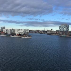 Copenhagen from the water