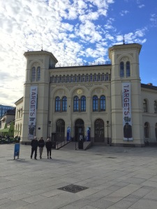 The Nobel Peace Museum is a MUST!